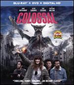 Colossal [Includes Digital Copy] [UltraViolet] [Blu-ray/DVD] [2 Discs] - Nacho Vigalondo