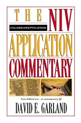 Colossians, Philemon - Garland, David E