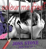 Colour Me Free! [Alternate Cover]