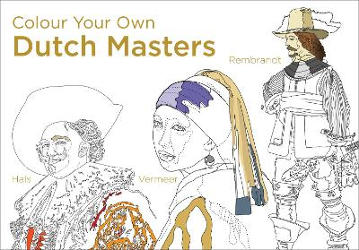Colour Your Own Dutch Masters -