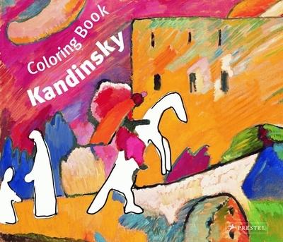 Colouring Book Kandinsky - Kutschbach, Doris (Editor)