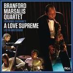 Coltrane's A Love Supreme: Live in Amsterdam 2003