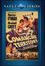 Comanche Territory - George Sherman