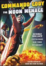 Commando Cody vs. the Moon Menace