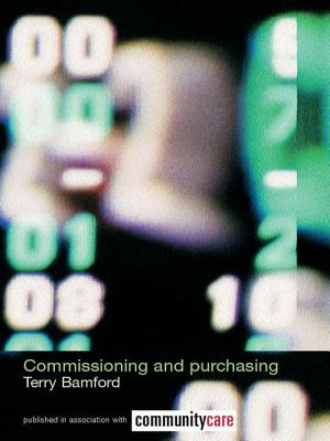 Commissioning and Purchasing - Bamford, Terry