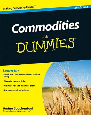 Commodities For Dummies - Bouchentouf, Amine