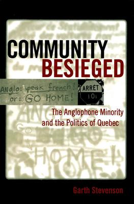 Community Besieged - Stevenson, Garth