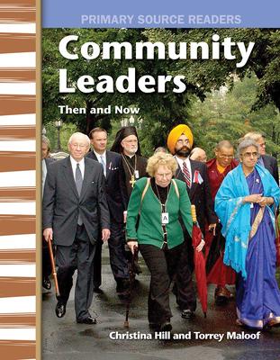 Community Leaders - Hill, Christina, and Maloof, Torrey
