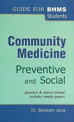 Community Medicine Book