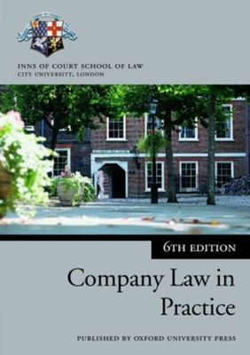 Company Law in Practice - Inns of Court School of Law
