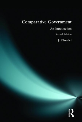 Comparative Government: An Introduction - Blondel, Jean