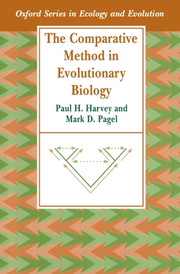 Comparative Methods in Evolutionary Biology - Harvey, Paul H
