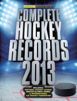Complete Hockey Records - Diamond, Dan