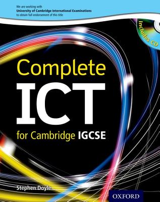 Complete ICT for IGCSE (R) - Doyle, Stephen