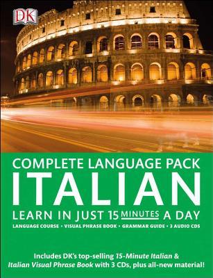 Complete Italian Pack - DK Publishing