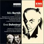 Composers in Person: Bartók & Dohnányi