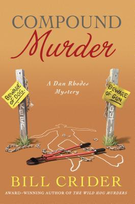 Compound Murder - Crider, Bill