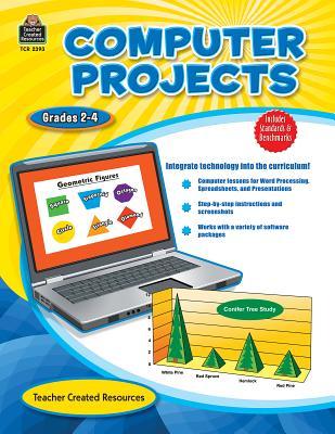 Computer Projects, Grades 2-4 - Butz, Steve