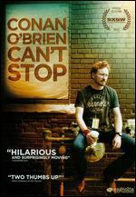 Conan O'Brien Can't Stop - Rodman Flender