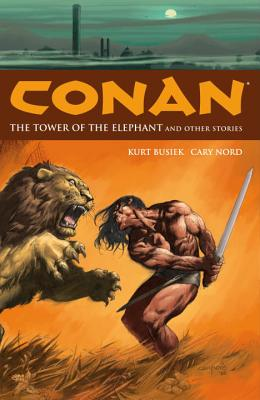 Conan Volume 3: The Tower of the Elephant and Other Stories - Kaluta, Michael Wm