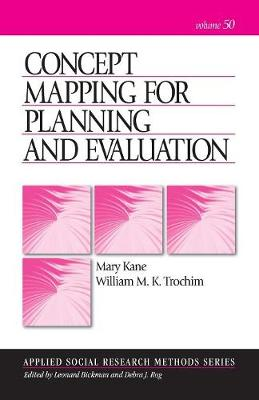 Concept Mapping for Planning and Evaluation - Kane, Mary, Ms.