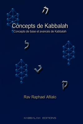 Concepts de Kabbalah - Afilalo, Rabbi Raphael