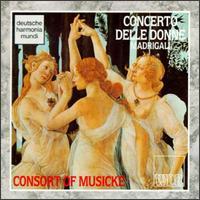 Concerto Delle Donne - Alan Ewing (bass); Alan Wilson (clavecin); Alan Wilson (cembalo); Alan Wilson (harpsichord); Andrew King (tenor);...