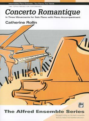 Concerto Romantique - Rollin, Catherine (Composer)