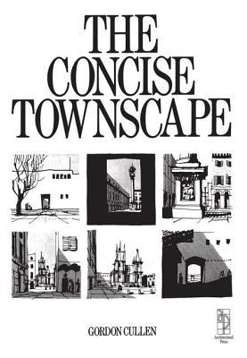Concise Townscape - Cullen, Gordon