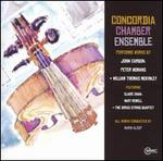 Concordia Chamber Ensemble performs works by John Carbon, Peter Homans & William Thomas McKinley