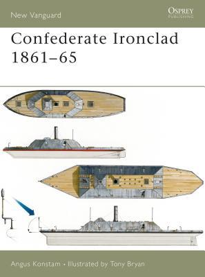 Confederate Ironclad 1861-65 - Konstam, Angus, Dr.