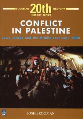Conflict in Palestine. - Brooman, Josh