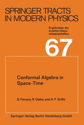 Conformal Algebra in Space-Time and Operator Product Expansion - Ferrara, S