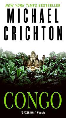 Congo - Crichton, Michael