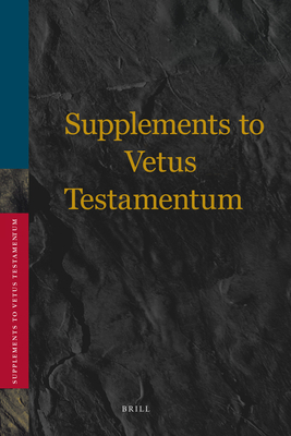 Congress Volume Paris 1992 - Emerton, John A. (Editor)