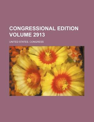 Congressional Edition Volume 2913 - Congress, United States, Professor
