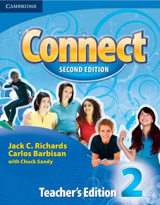 Connect 2 - Richards, Jack C, Professor, and Barbisan, Carlos, and Sandy, Chuck