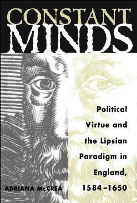 Constant Minds Political Virtu - McCrea, Adriana