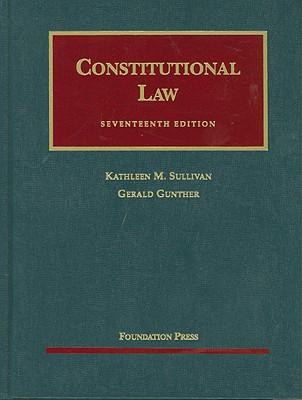 Constitutional Law -