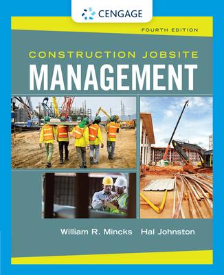 Construction Jobsite Management book by William R Mincks | 3