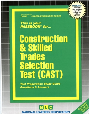 Construction & Skills Trades Selection Test (Cast) - National Learning Corporation (Creator)