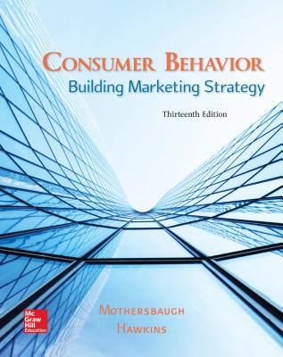 Consumer Behavior: Building Marketing Strategy - Hawkins