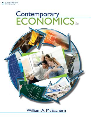 Contemporary Economics - McEachern, William A