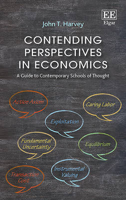 Contending Perspectives in Economics: A Guide to Contemporary Schools of Thought - Harvey, John T.