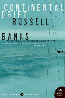 Continental Drift - Banks, Russell