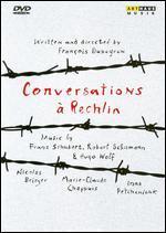 Conversations � Rechlin
