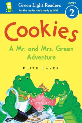 Cookies: A Mr. and Mrs. Green Adventure - Baker, Keith