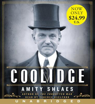 Coolidge - Shlaes, Amity, and Aselford, Terence (Read by)