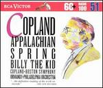 Copland:Appalachian Spring; Billy the Kid