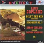 Copland: Billy the Kid, Symphony No. 3